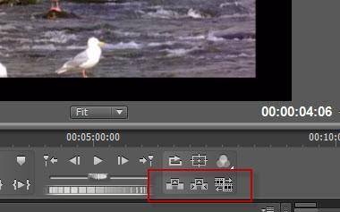 Особенности работы с вкладкой Program в программе Adobe Premiere Pro